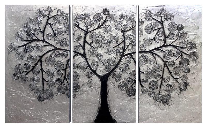 cuadro del árbol de la vida
