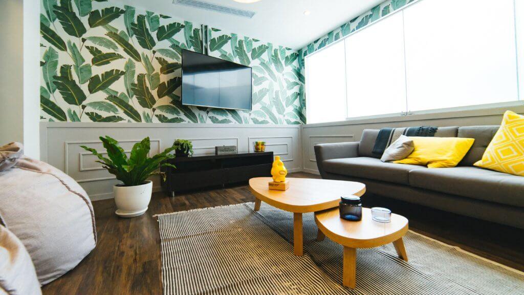 3 opciones para reformar o decorar el salón por menos de 500€