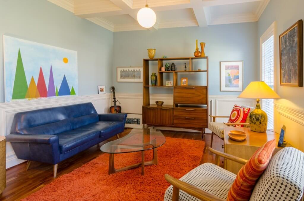 opciones para reformar o decorar el salón