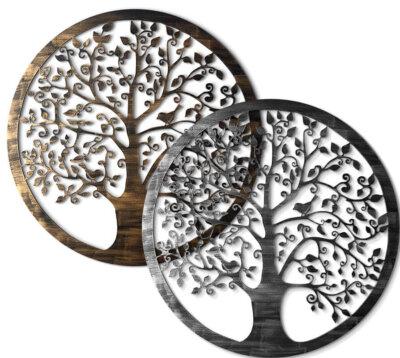 cuadros el árbol de la vida