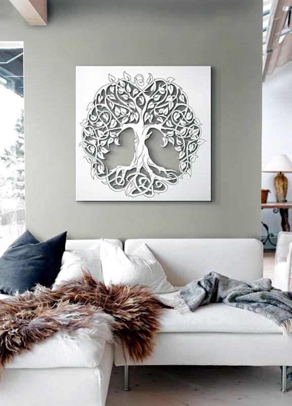 árbol de la vida salón