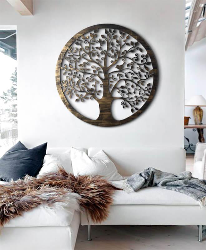 árbol circular de la vida estudiodelier