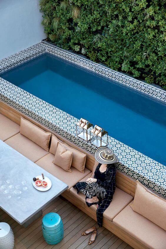 piscinas para patios